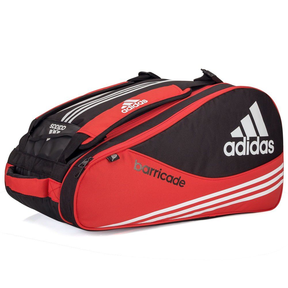 Raqueteira de Beach Tennis Adidas Barricade – Red