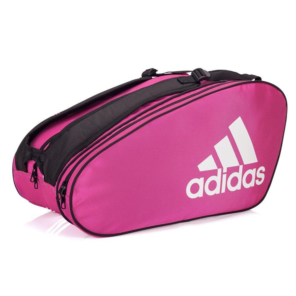 Raqueteira de Beach Tennis Adidas Controle - Rosa