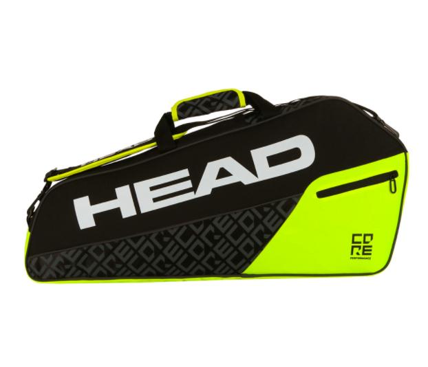 Raqueteira Head Core 3R Pro - Preta