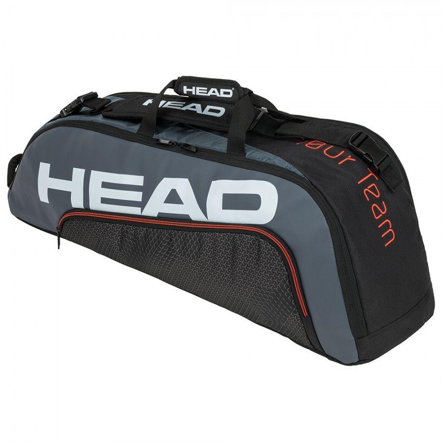 Raqueteira Head Tour Team Combi X6 - Preto