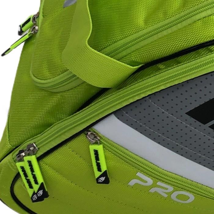 Raqueteira Mormaii Beach Tennis Pro Verde Limão