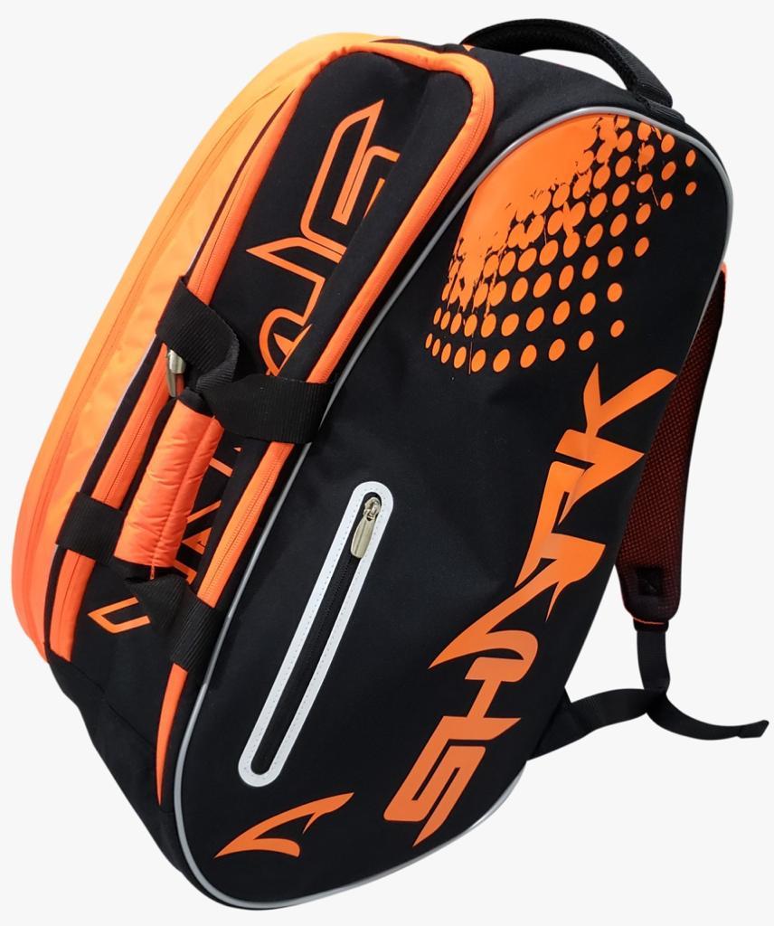 Raqueteira Shark Beach Tennis - Laranja