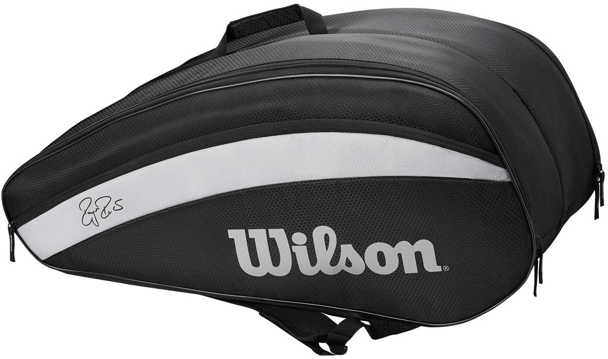 Raqueteira Wilson RF Team 12PK Black