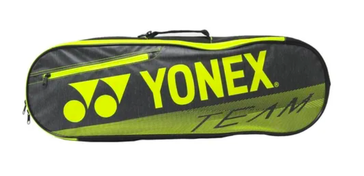 Raqueteira Yonex Badminton Two Way Tournament - Preto/Amarelo