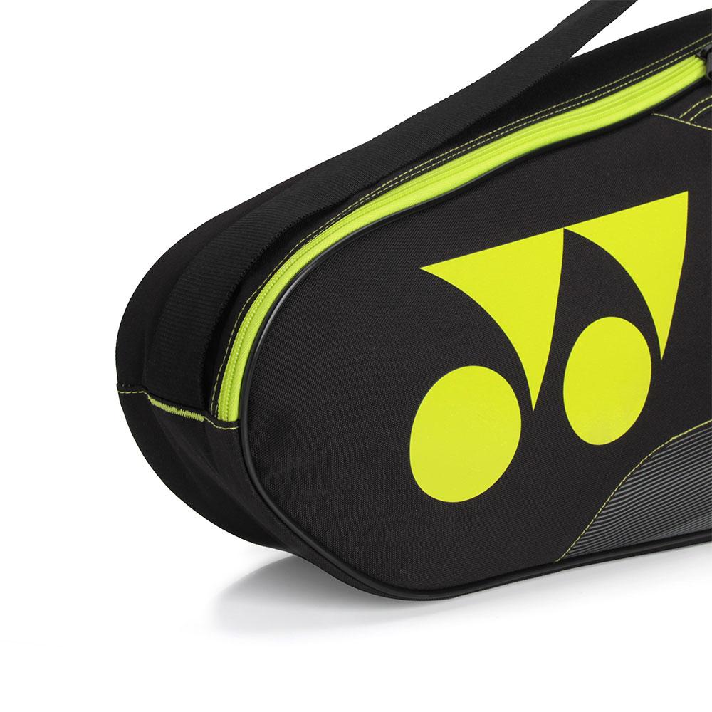 Raqueteira Yonex Team X3 - Preto/Amarelo