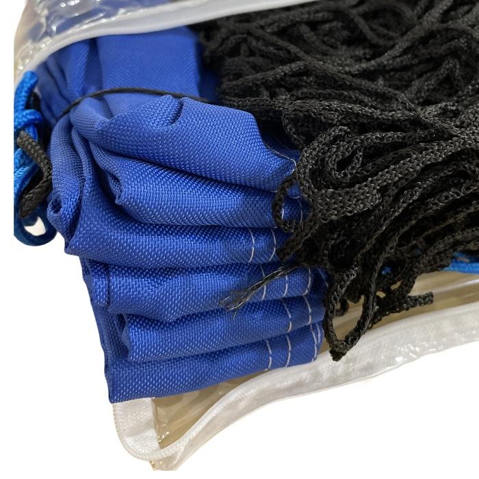 Rede de Beach Tennis Master Rede Fio 1,5mm Seda - Azul