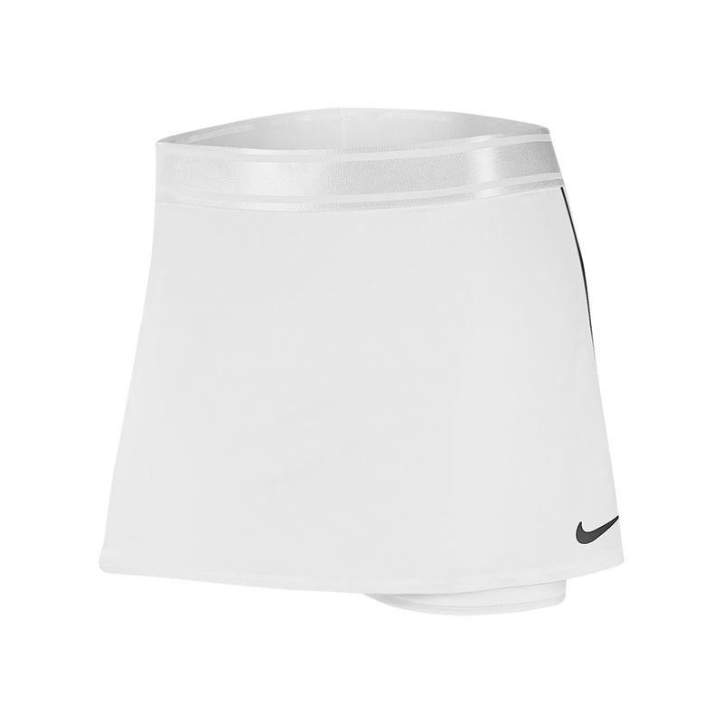 Saia Nike Court Dri-Fit - Branco