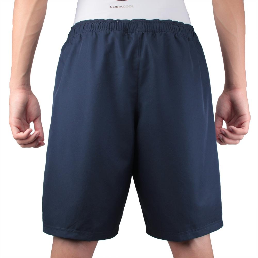 Shorts Lacoste Azul Marinho/Branco GH4860 21 VGU
