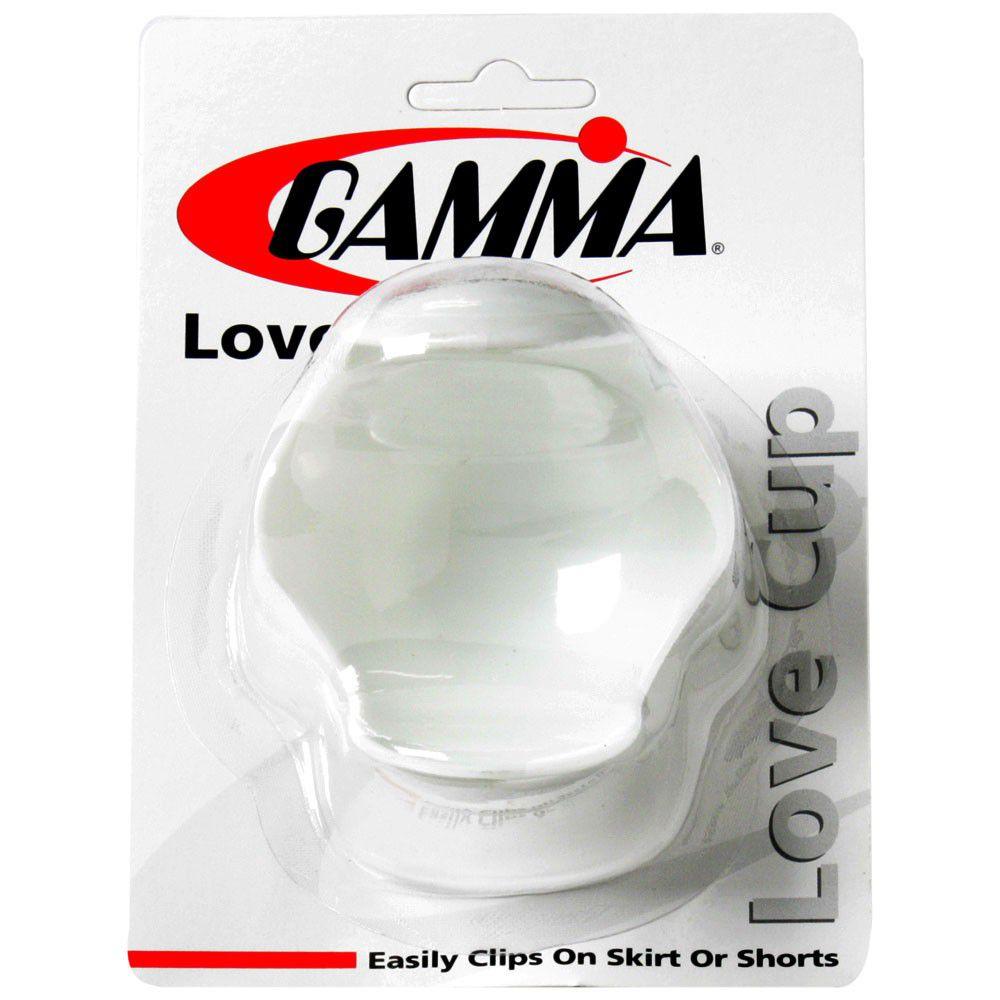 Suporte para Bola Gamma Clip Love Cup - Branco