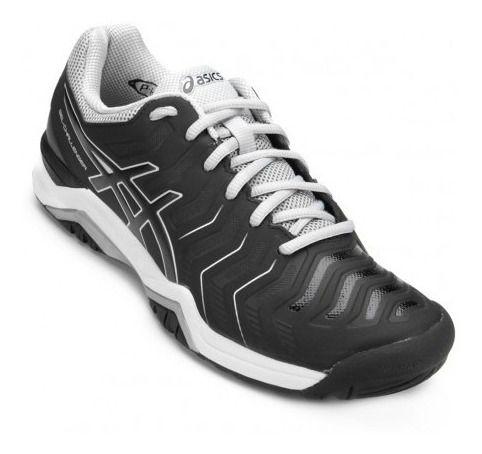 Tênis Asics Gel Challenger 11 - Black/Black/Mid grey