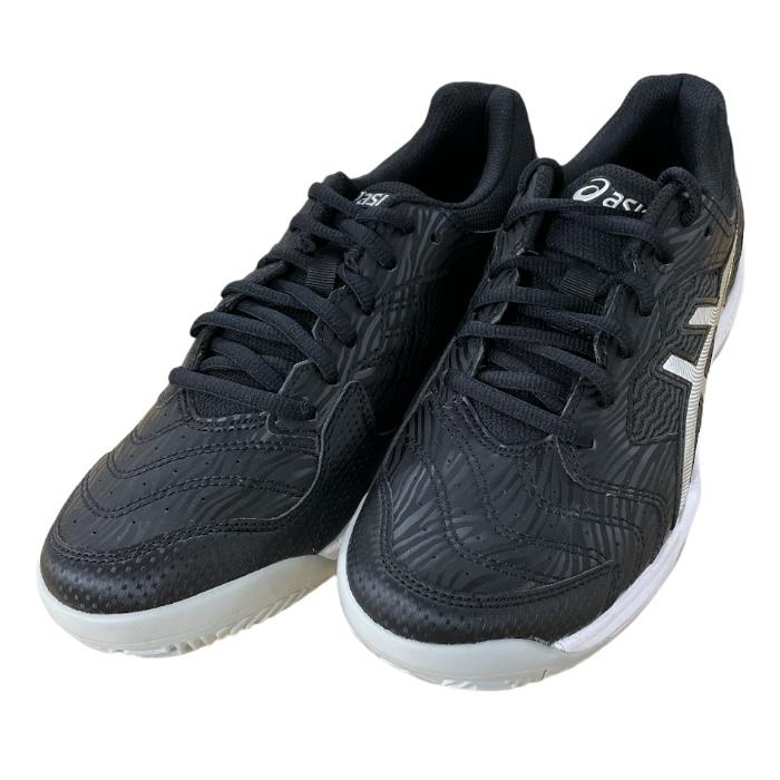 Tênis Asics Gel-Dedicate 6 Clay - Black/White