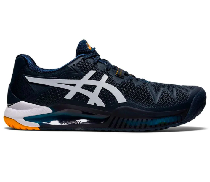 Tênis Asics Gel-Resolution 8 - French Blue/White