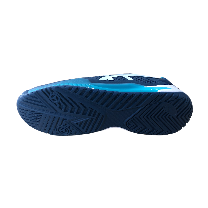 Tênis Asics Gel-Resolution 8 - Mako Blue/White