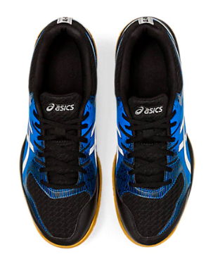 Tênis Asics Gel-Rocket 9 - Black/Directoire Blue