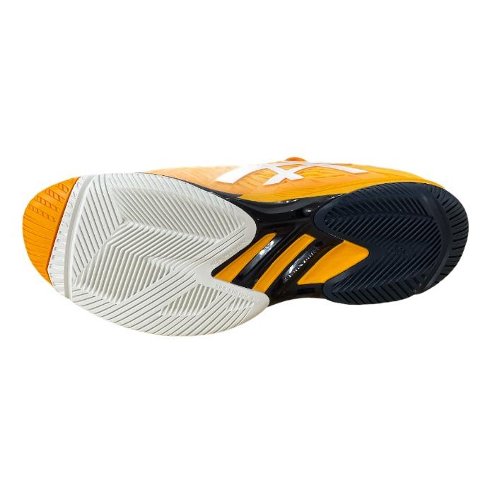 Tênis Asics Solution Speed FF 2- Amber/White