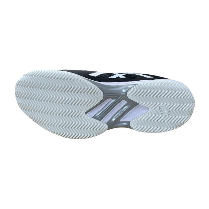 Tênis Asics Solution Speed FF 2 Clay- Black/White