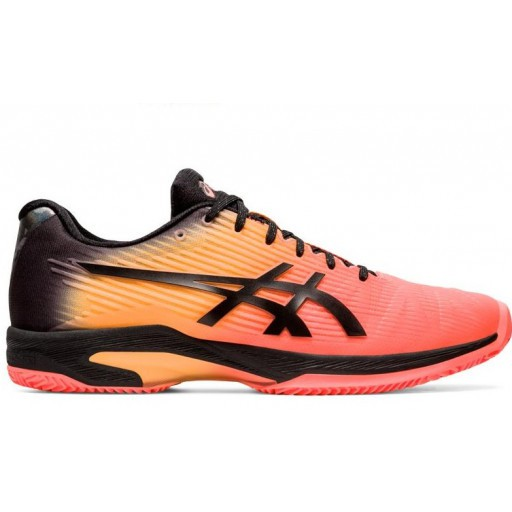 Tênis Asics Solution Speed FF Clay L.E.-  Flash Coral/Black
