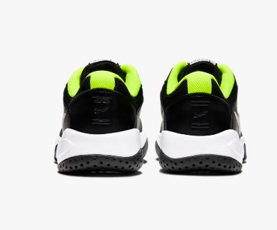 Tênis Nike Court Lite 2 - Black/Volt/White