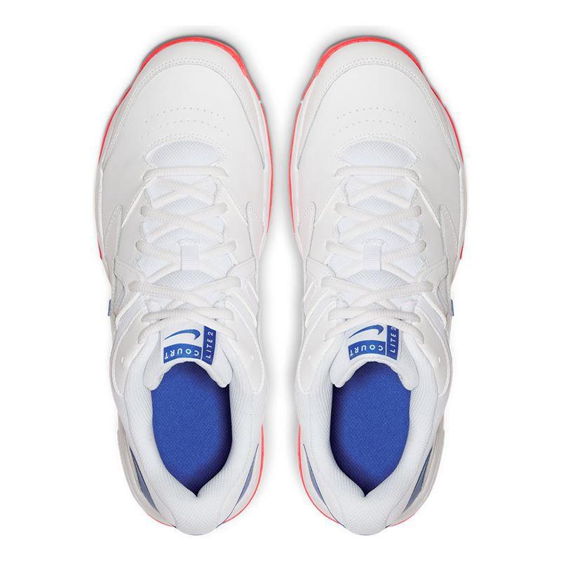 Tênis Nike Court Lite 2 - Branco/Rosa - Cod AR8836 103