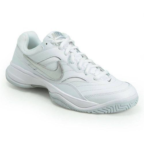 Tênis Nike WMNS Court Lite - Branco/Cinza
