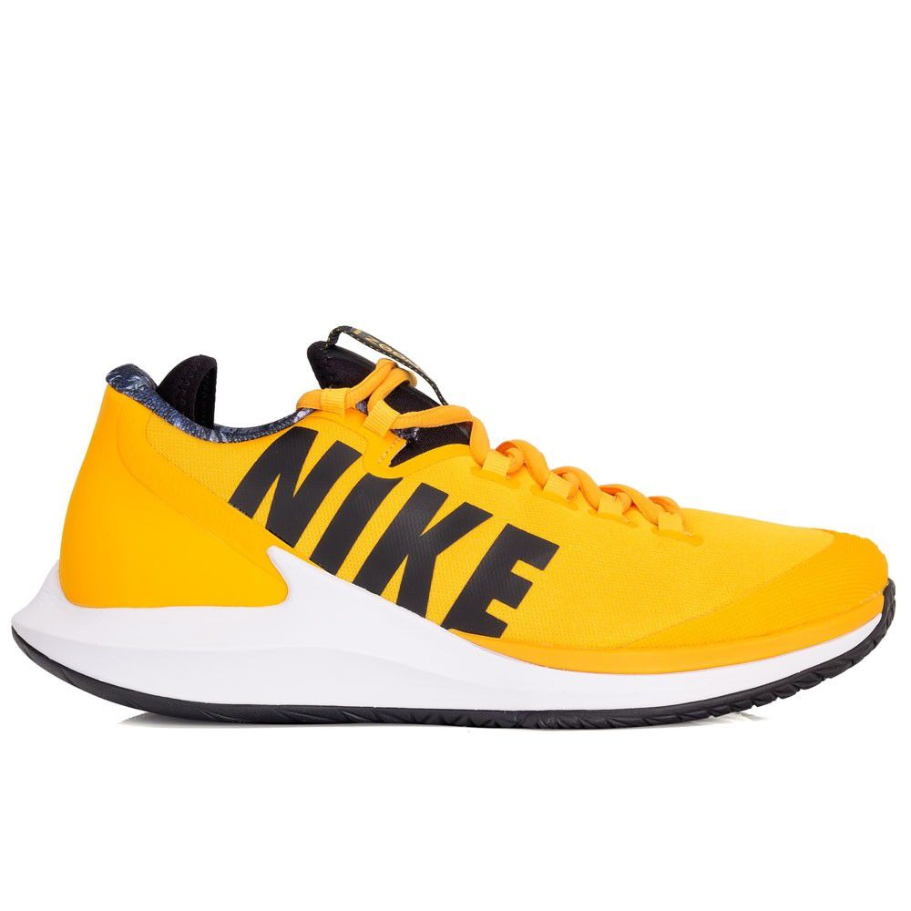 Tênis Nikecourt Air Zoom Zero HC - University Gold/black-white
