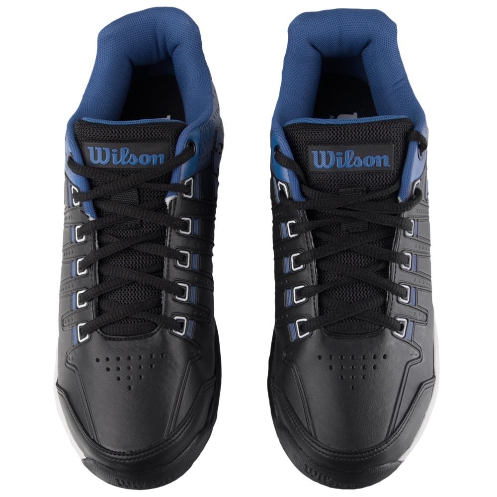 Tênis Wilson Game - Preto/Azul