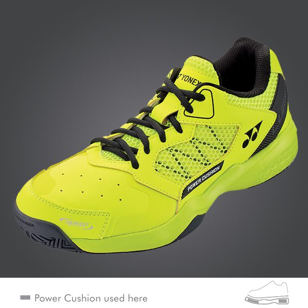 Tênis Yonex Lumio 2 Power Cushion - Lime Yellow