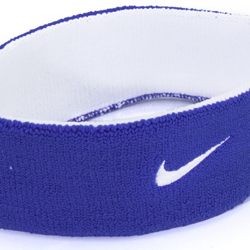 Testeira Nike Home & Away Azul e Branco