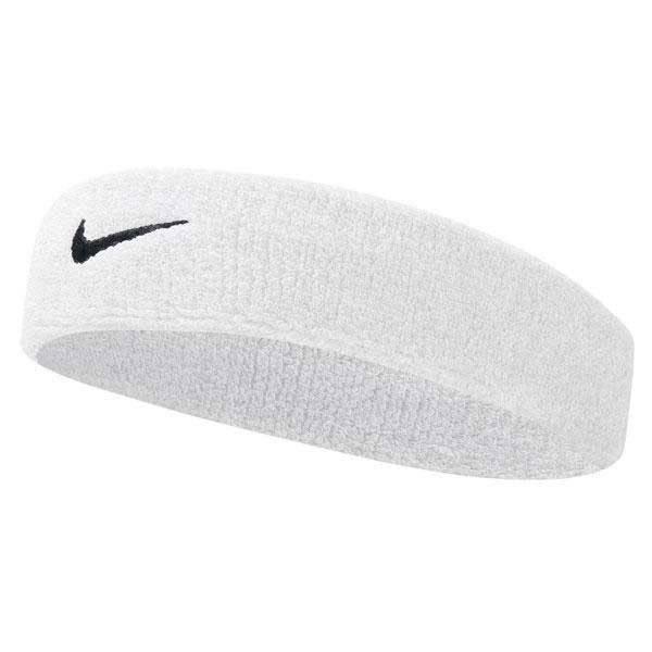 Testeira Nike Swoosh Branco