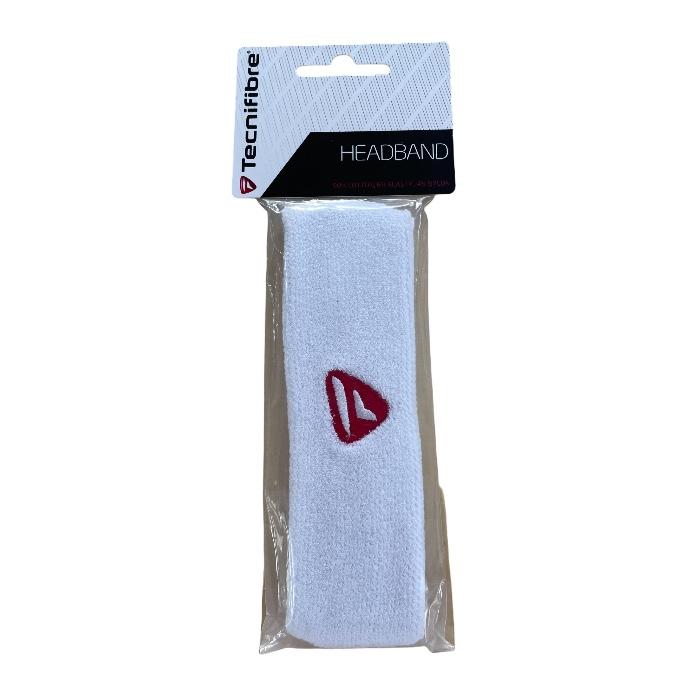 Testeira Tecnifibre Branca