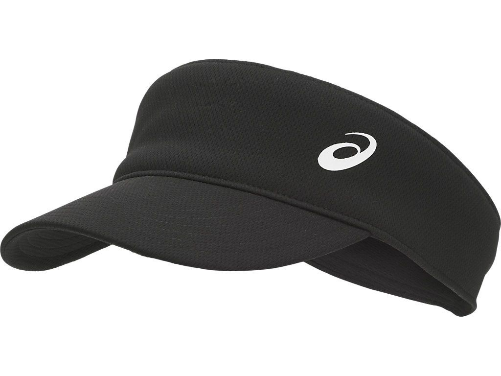 Viseira Asics Performance Visor Black