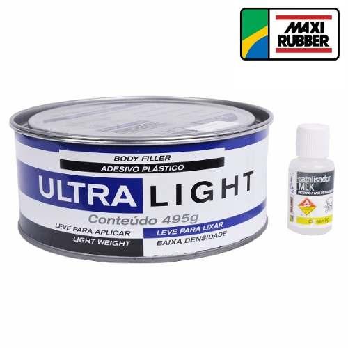 02 Adesivo Plástico Ultra Light 495g 1mg095