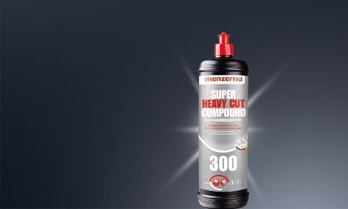Super Heavy Cut 300 Compound 1 Litro 1L Menzerna
