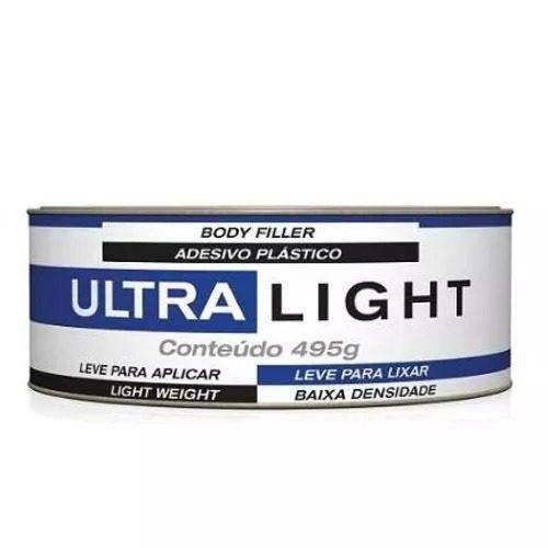 10 Adesivo Plástico Ultra Light 495g 1mg095