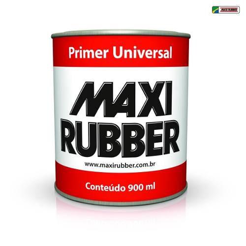 10x Primer Universal 900 Ml Maxi Rubber 2ma015