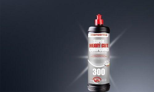 Super Heavy Cut 300 Compound 250ml Menzerna