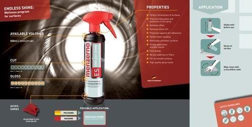Menzerna Endless Shine Quick Detailing Spray Cera 500ml