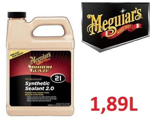 Selante Sintético 2.0 Automotivo 1,89l M2164 Meguiars