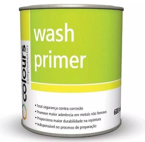 Washprimer 1/4 3ma001 Maxi Rubber
