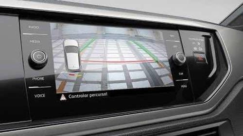 Interface Desbloqueio P/ Câmera Ré Vw Audi Golf Polo Virtus