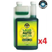 04 Shampoo Automotivo 1:400 Melon Concentrado 1,2l Neutro Easytech