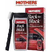 Limpador Frisos Parachoques Back To Black Heavy Dut Mothers