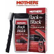 Limpador Frisos Parachoques Back To Black Heavy Dut Mothers