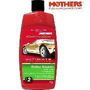 Auto Brilho Rapido Sem Silicone Mothers 473ml