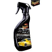Cera Spray Ultimate Quik Wax Meguiars G17516 450ml