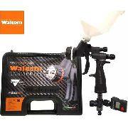 Pistola Pintura Walcom Genesi Carbonio Hte Clear 360 1.3 360