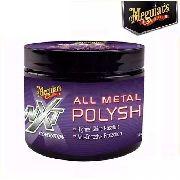 Polidor Metais Nxt All Metal Polysh Meguiars 142g G13005