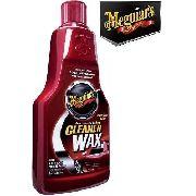 Cera Limpadora Cleaner Wax Líquida Meguiars 473ml A1216