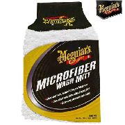 Luva Automotiva De Microfibra Meguiars Wash Mitt X3002