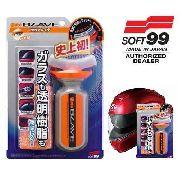 Repelente Agua Viseiras Motos Glaco Blave 70ml Soft99 Vidros